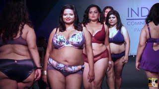 First Time In India Plus Size Rich Indian Aunties \u0026 Bhabhi Hot Bikini Show | Part - 1