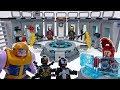 LEGO Iron Man Hall Of Armor Do Not Steal Iron Man39s Armors ToyMartTV