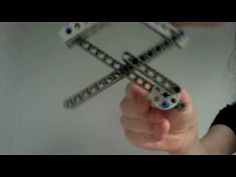 Scissor Hang Lock