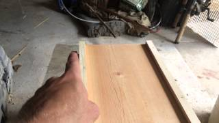 Building Nuc Hive Bottom/Top Boards