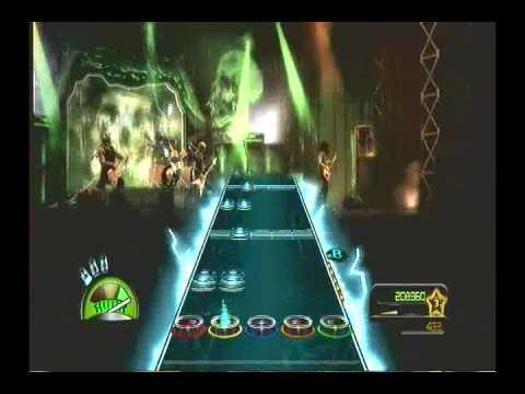 Guitar Hero Metallica - Fight Fire With Fire Expert Drums 100% FC