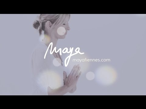 Maya Fiennes Kundalini Yoga - How to Be More Energetic