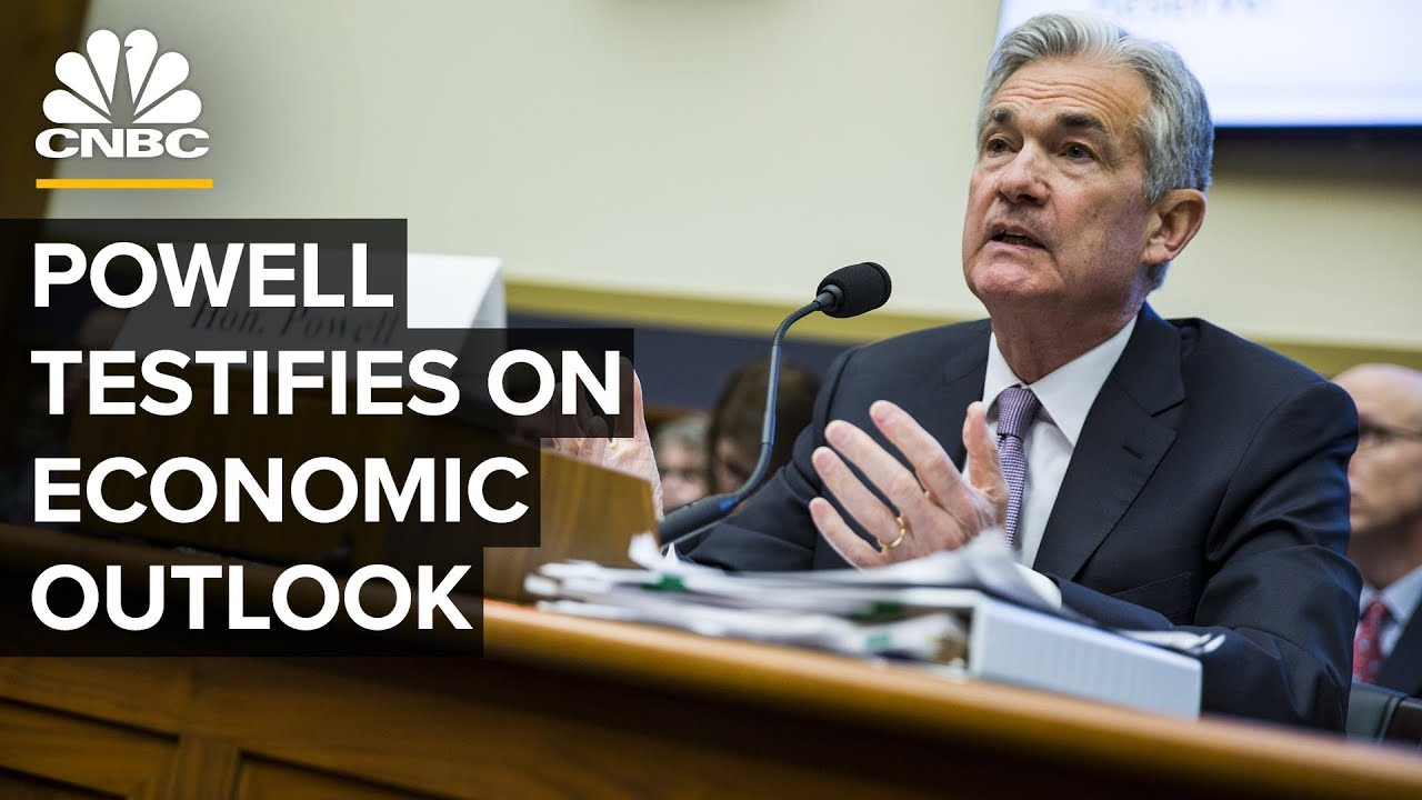 Fed Chairman Powell testifies on economic outlook before Congress – 11/13/2019