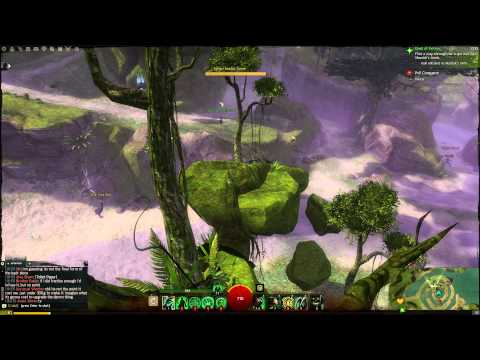 GW2 JP Morgan's Leap.Caledon Forest. Maguuma Jungle