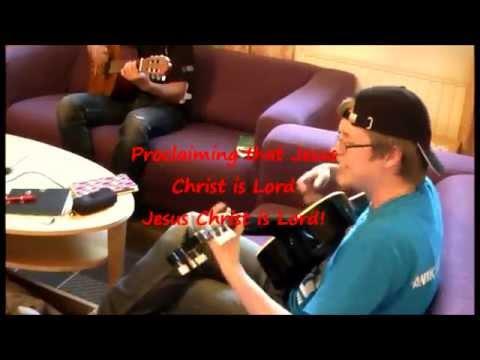 Resurrecting Pentecost - Jesus Pancake Revival Band (with lyrics)
