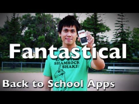 ★ Best iPhone App for School - Fantastical