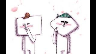 [장삐쭈의 VS] 부X친구랑 키스하기 vs 친구X랄에 키스하기