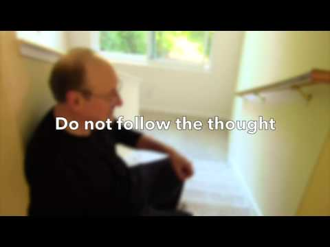 OCD Coaching Video ~ Don't Follow That Thought! #OCDWeek