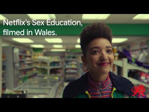 Xxx Mp4 Netflix 39 S Sex Education Filmed In Wales 3gp Sex
