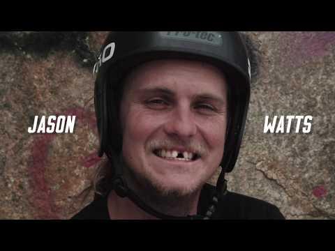 BMX - JASON WATTS – Wing It The Whole Way