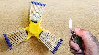 Download 5 BEST FIDGET SPINNER TRICKS! Video