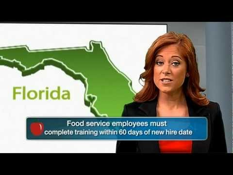 How to Get Your Florida Food Handler Training Certificate