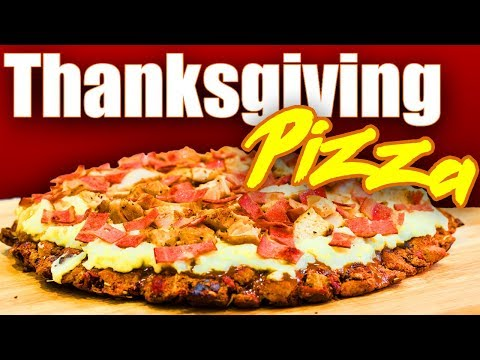 Thanksgiving Pizza - Handle It