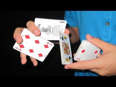 how to do the Dynamo shuffle  / Sybil Cut Tutorial / learn card flourishes / REVEALED