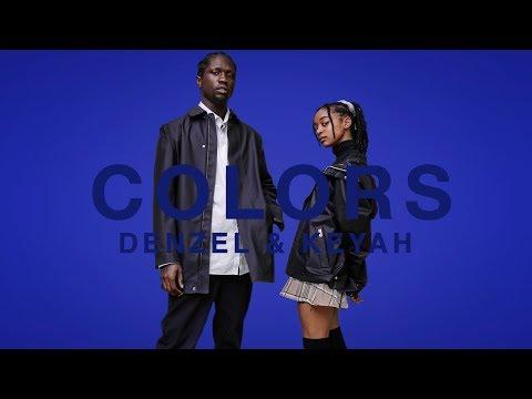 Denzel Himself - Melty ft. KEYAH/BLU   A COLORS SHOW