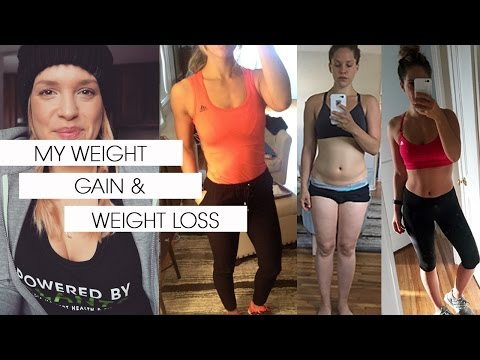 MY WEIGHT GAIN/WEIGHT LOSS | High Carb vs Low Carb | Which is Better?