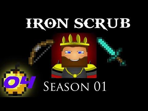Minecraft: IRON SCRUB - S01E04 - Into Another World