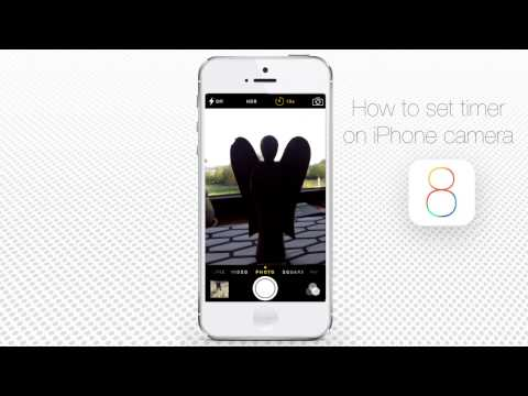 How to Set Timer in Camera of iPhone and iPad