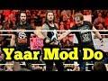 The Shield Yaar Mod Do    Friendship Song on The Shield    WWE Funny Punjabi Song