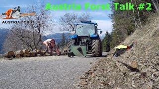Husqvarna X – Cut / Forsttechniker lehre …  Austria Forst Talk #2