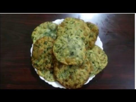 Meethi Poori Recipe | Crispy methi Poori |