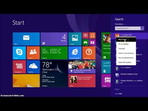 Windows 8 Student Tutorial (2)