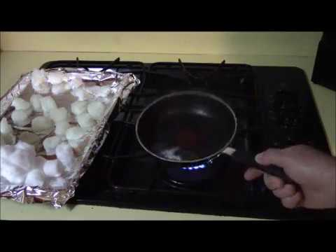 How to make a fire starter that works- camping/hunting/hiking