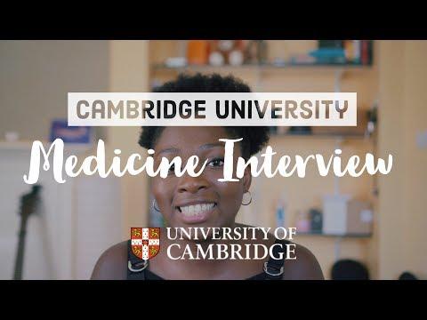 Cambridge Medicine Interview - Experiences of 8 students