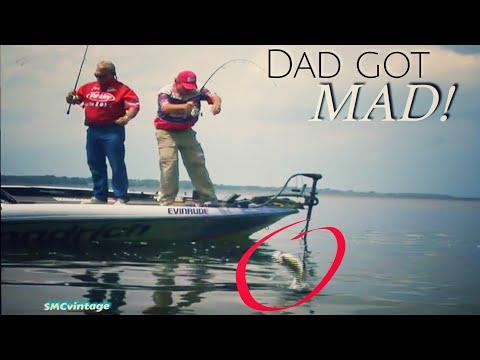 Dad Gets Mad! Sight Fishing Bass Challenge Pt2 (ft. Roland Martin)