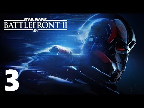 Star Wars Battlefront 2 Campaign Walkthrough Ep 3 (No Commentary) 1080p HD