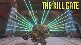 THE KILL GATE!