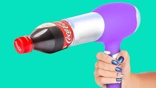 #x202b;35 حيلة بالزجاجات البلاستيكية#x202c;lrm;