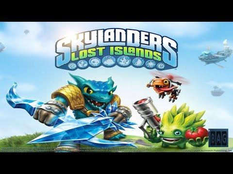 Skylanders Lost Islands (HD GamePlay)