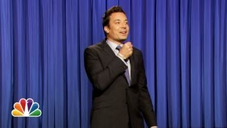 Jimmy Has A Baby  Monologue Late Night With Jimmy Fallon