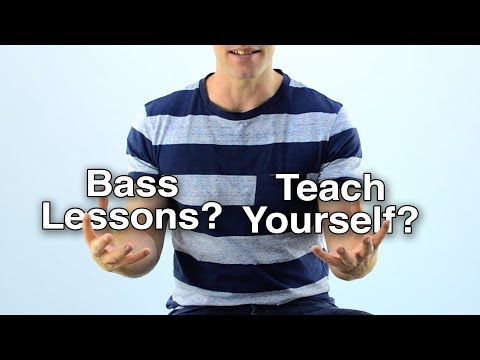 Get Bass Lessons or Teach Yourself? You Probably Won't Like The Answer