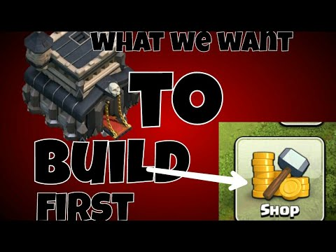 WHAT WE WANT TO BUILD FIRST IN TH9 | ENGINEERED BASE | CLASH OF CLAN | HINDI