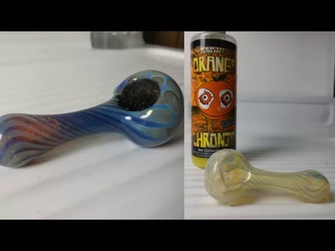How To Clean A Pipe