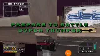 Twisted metal 4 - el jefe pargela *super thumper* #3