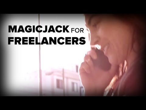 Freelancers Can Keep Business Costs Down with magicJack