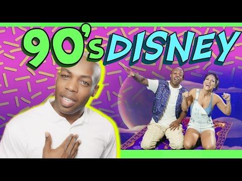 90s Disney by Todrick Hall ft. Shoshana Bean