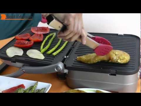 Cuisinart Griddler GR-4N 5-in-1 Review and Weeknight Meal Recipe