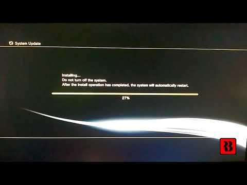 UPdate PS3 CFW FERROX 4 82 v1 01 COBRA 7 55