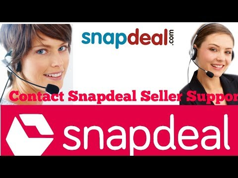 Learn How To Contact Snapdeal Seller Support For E commerce Business Online Business