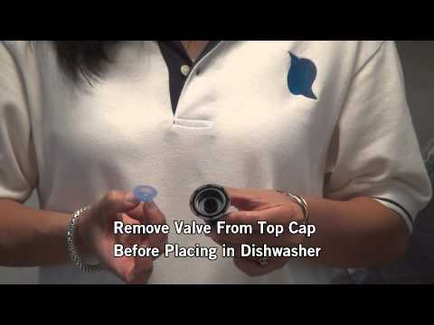 How To Use The Relaj Top Cap and Valve
