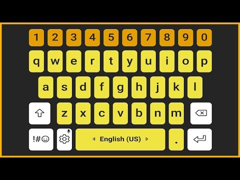 How to Enable High Contrast Keyboard on Samsung's Smartphones