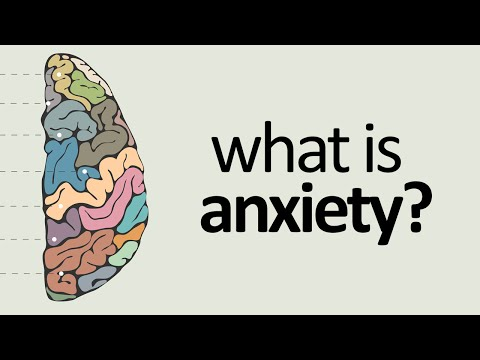 What Is Anxiety & What Are Anxiety Disorders?