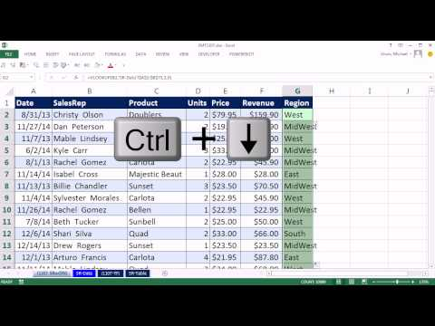 Excel Magic Trick 1107: VLOOKUP To Different Sheet: Sheet Reference, Defined Name, Table Formula?