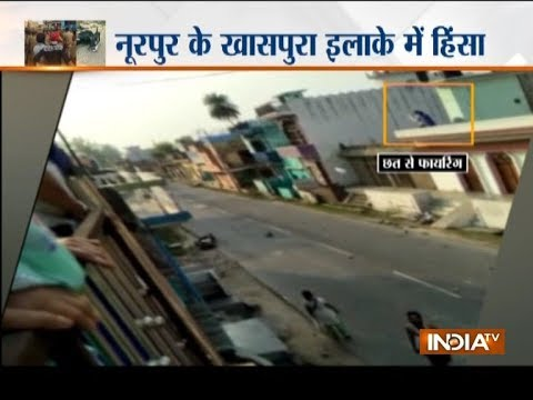 Noorpur Assembly Bypoll Result: Violence erupts during SP candidate's victory procession