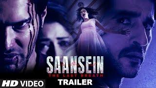SAANSEIN Official Trailer ||  Rajneesh Duggal, Sonarika Bhadoria, Hiten Tejwani & Neetha Shetty