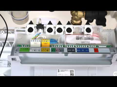 Wiring Worcester & 3rd party controls to Greenstar gas boilers